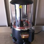 Cioccolatiere Bain Marie chocolate machine