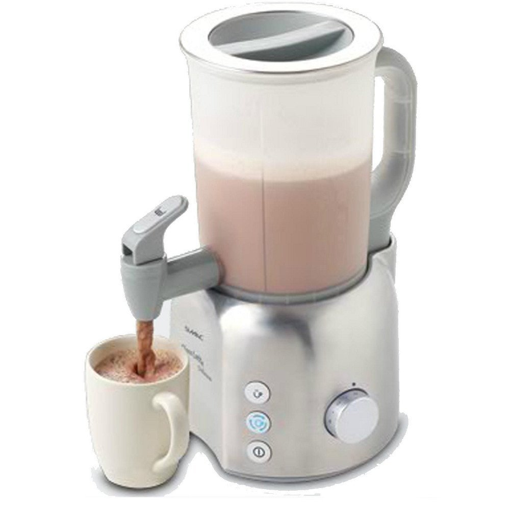 Hot Chocolate Machine With Milk Frother